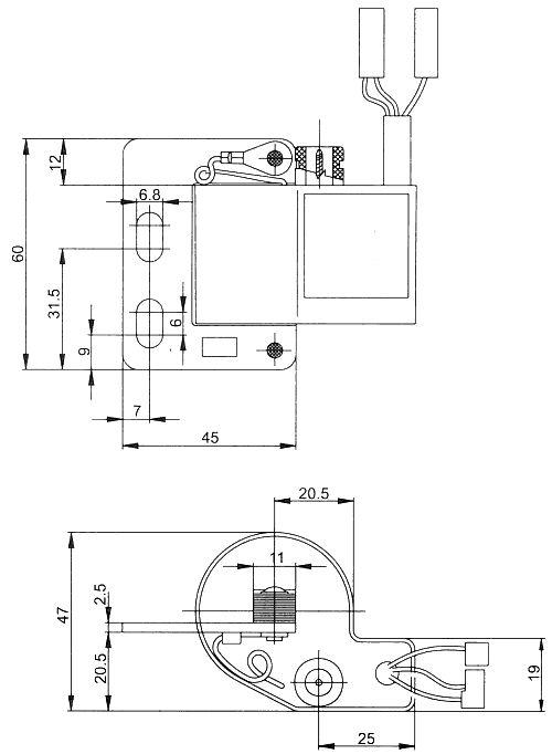 Powerdynamo, Bausatz Zündung für Verteiler 2 Zylinder Reihen oder ...