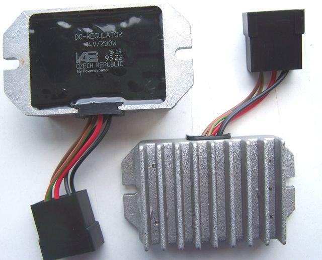 Powerdynamo, Installationsanleitung für NSU ZD201 Pony