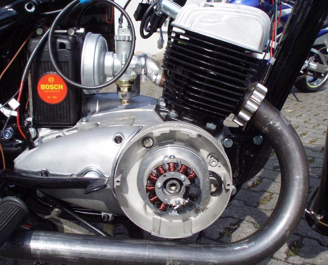 Reduced Engine Power Light >> Powerdynamo for DKW NZ500