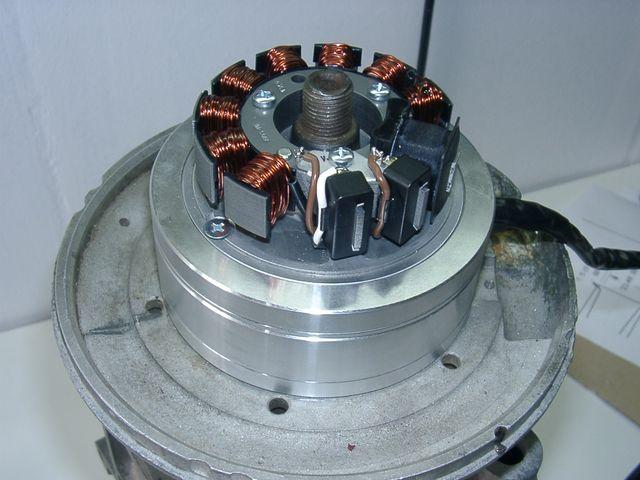 Powerdynamo for DKW SB500