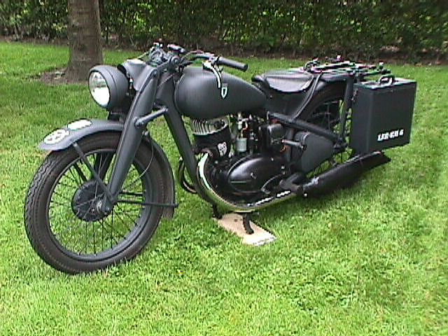 Powerdynamo For Dkw Nz350 1