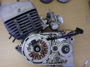 powerdynamo assembly instruction for yamaha rs 100125