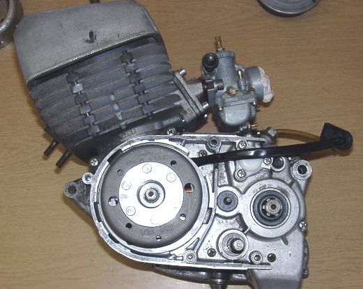 That's All What You Have To Do On The Motor: Yamaha Rs 100 Engine Diagram At Aslink.org
