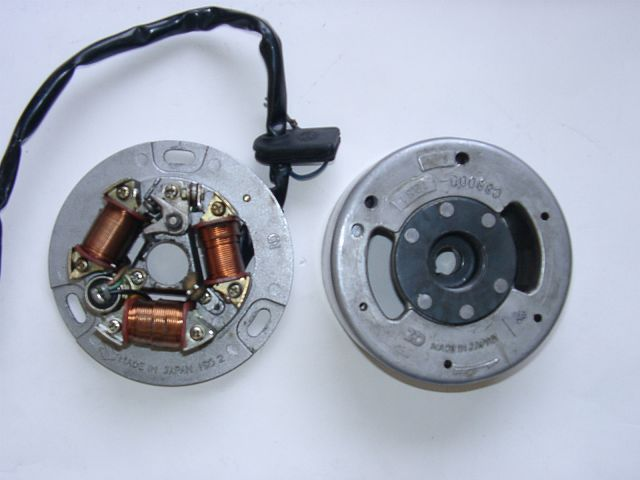 Powerdynamo For Suzuki Rv90