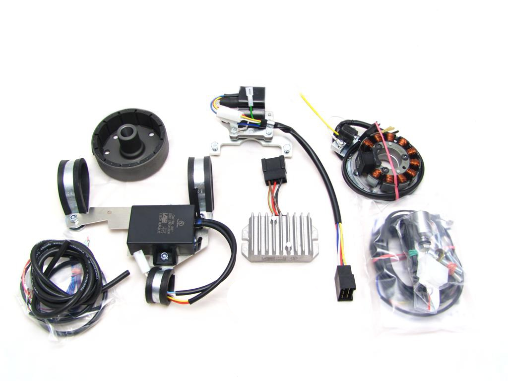 Powerdynamo Assembly Instructions For 6v Bmw R50r50sr60r51 3r67 R50 Fuse Box You Should Have Received Those Parts
