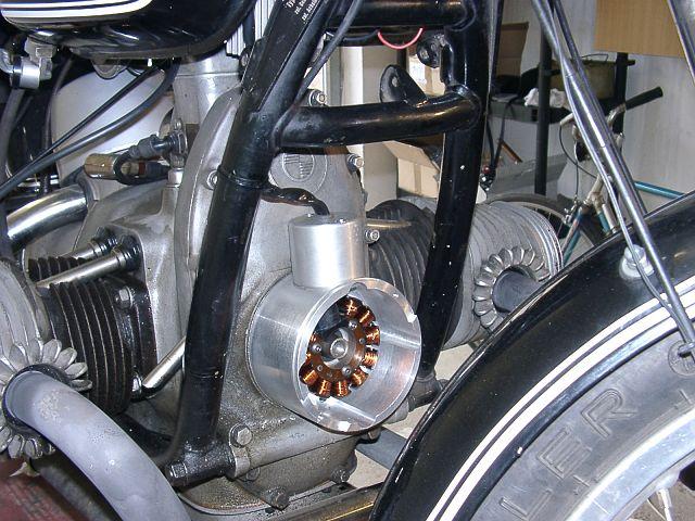 Powerdynamo For Bmw R75  Wh