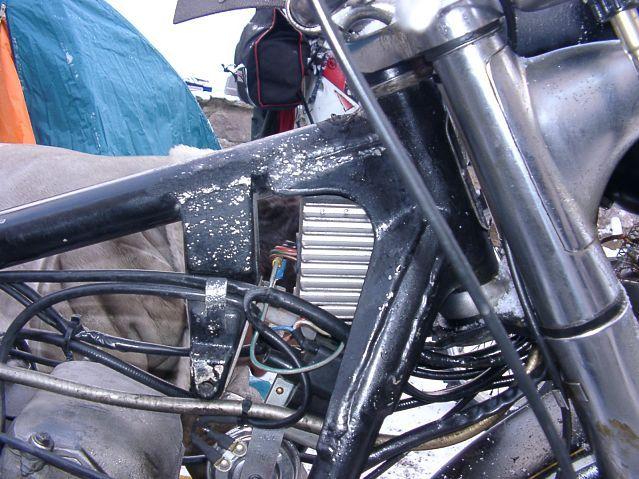 Powerdynamo  Generator  Ignition  Harness For Simson Awo 425