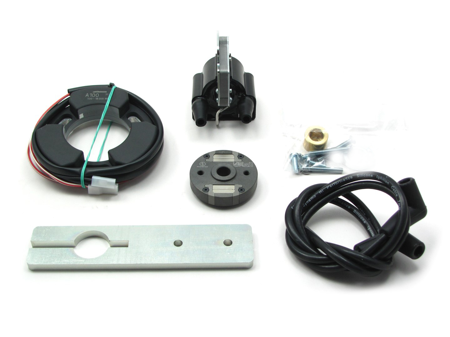 Powerdynamo Assembly Instructions For Yamaha Rd Racing Ignition M7 Wiring First Check That You Have Received All Parts