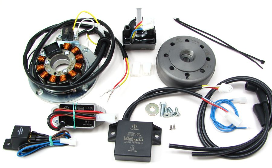 Powerdynamo  Complete System With Advance Control For