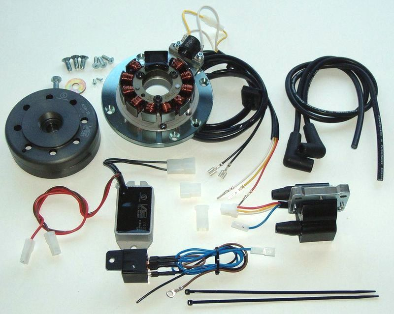 parts in the pack (photo)