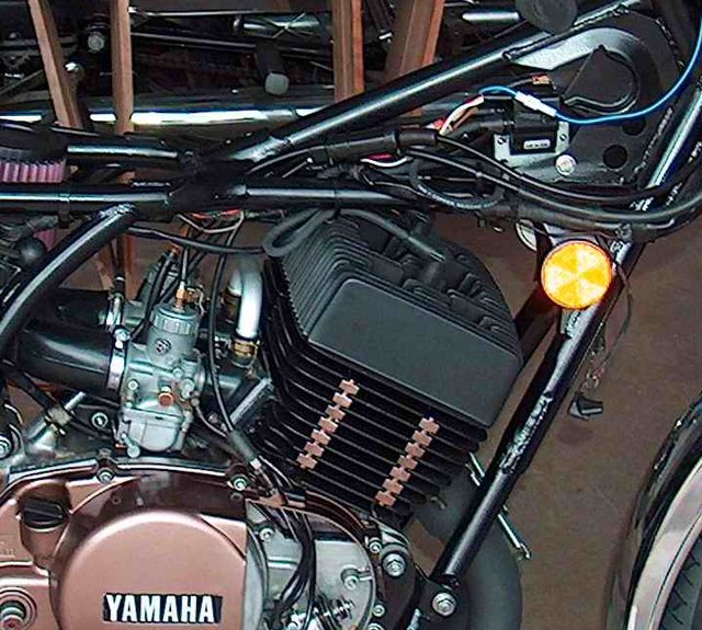 Powerdynamo  Complete System For Early Yamaha Rd With