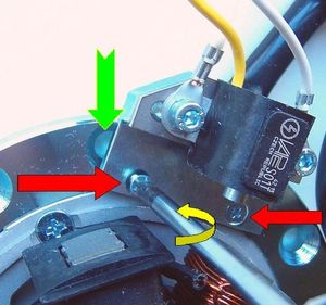 Powerdynamo, assy instructions, for Yamaha RD with stock