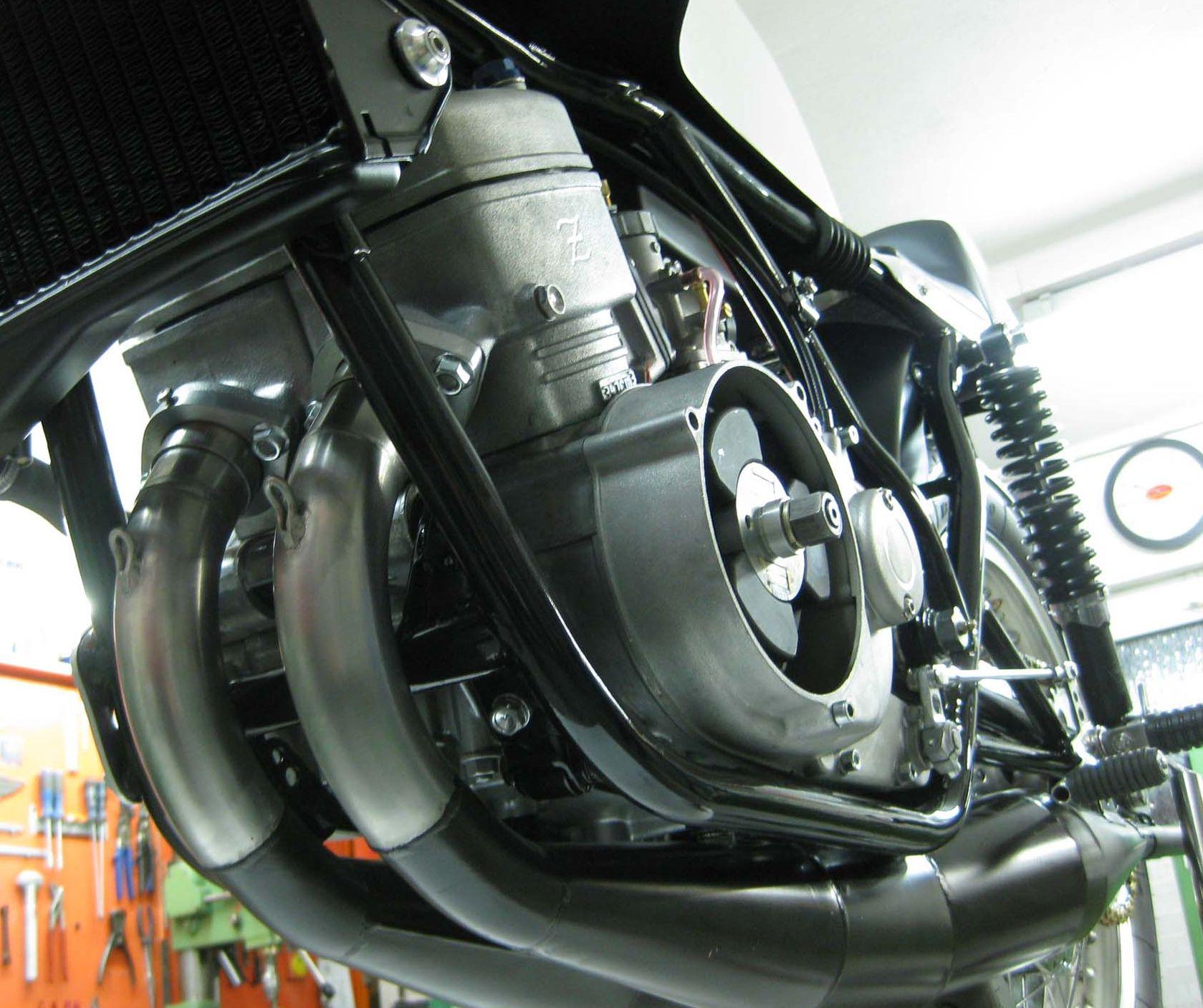 Powerdynamo  Racing Ignition For Yamaha Rd  Rotor Retaines
