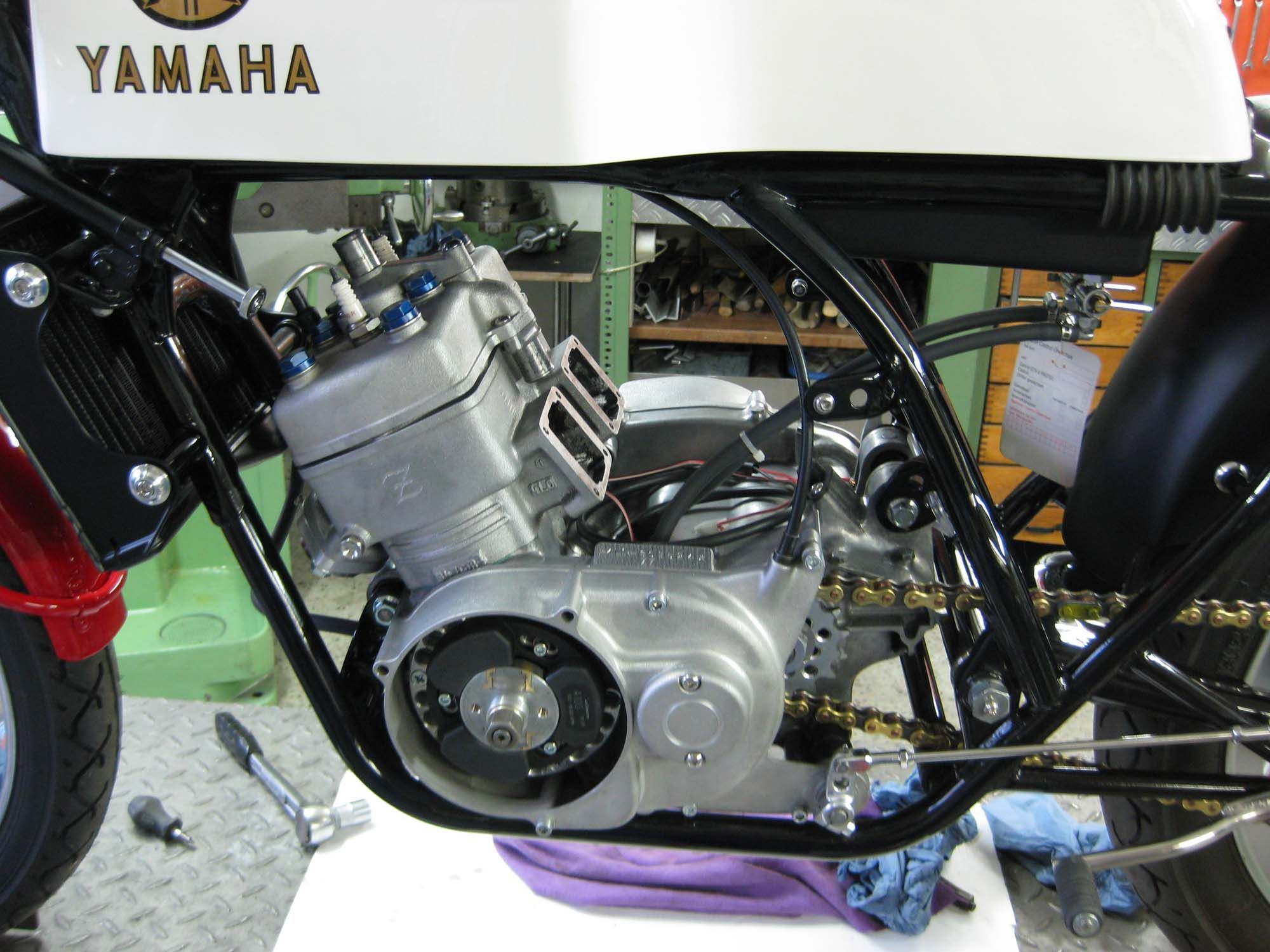 Sysfoto on yamaha wiring diagram