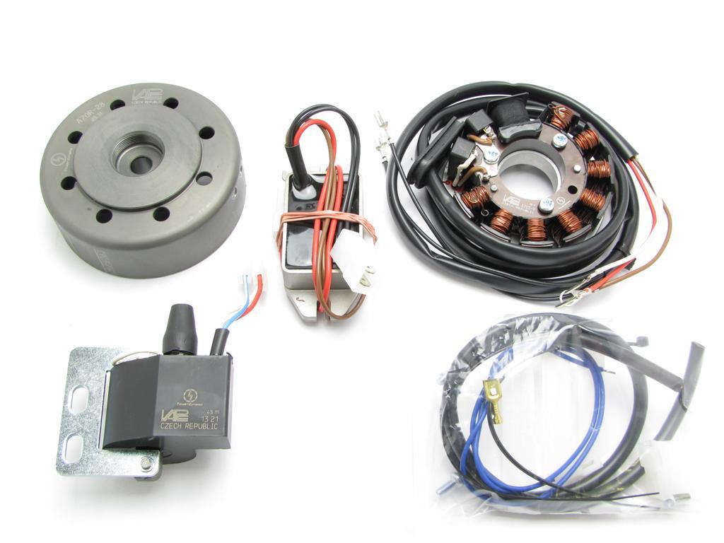 Powerdynamo Fr Puch Maxi 1 Speed Moped Wiring Diagram