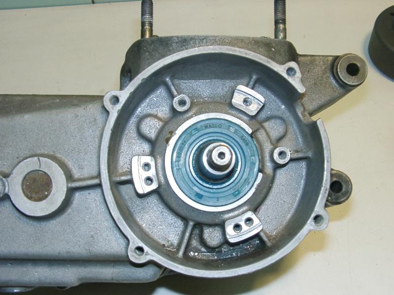 Powerdynamo, assembly instruction for Maico Mega2 MC490/T