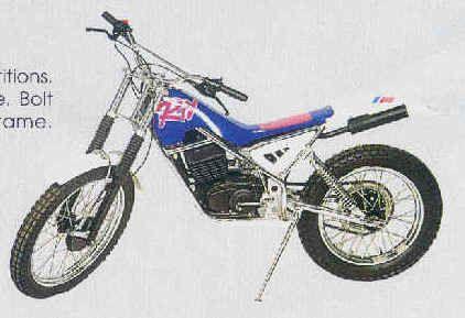 Powerdynamo for Minsk Sport    125     MZB RT classic  trial