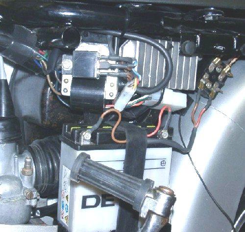 Powerdynamo für MZ ES/TS/ETS 175/250/300