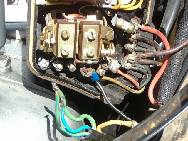 Powerdynamo, Installationsanleitung für IFA/MZ RT125 (12 Volt)