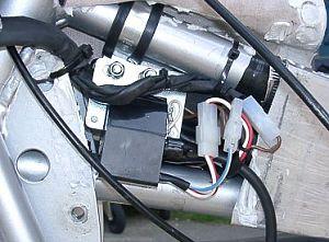 Powerdynamo Installation Instructions For Aprilia Climber 24 Rotax