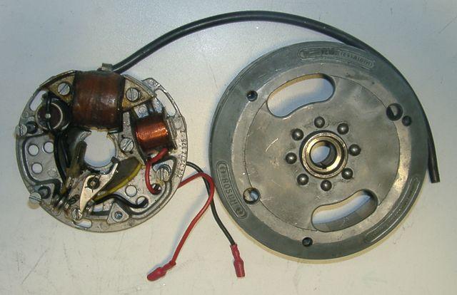 Generator Stator Wiring Diagram