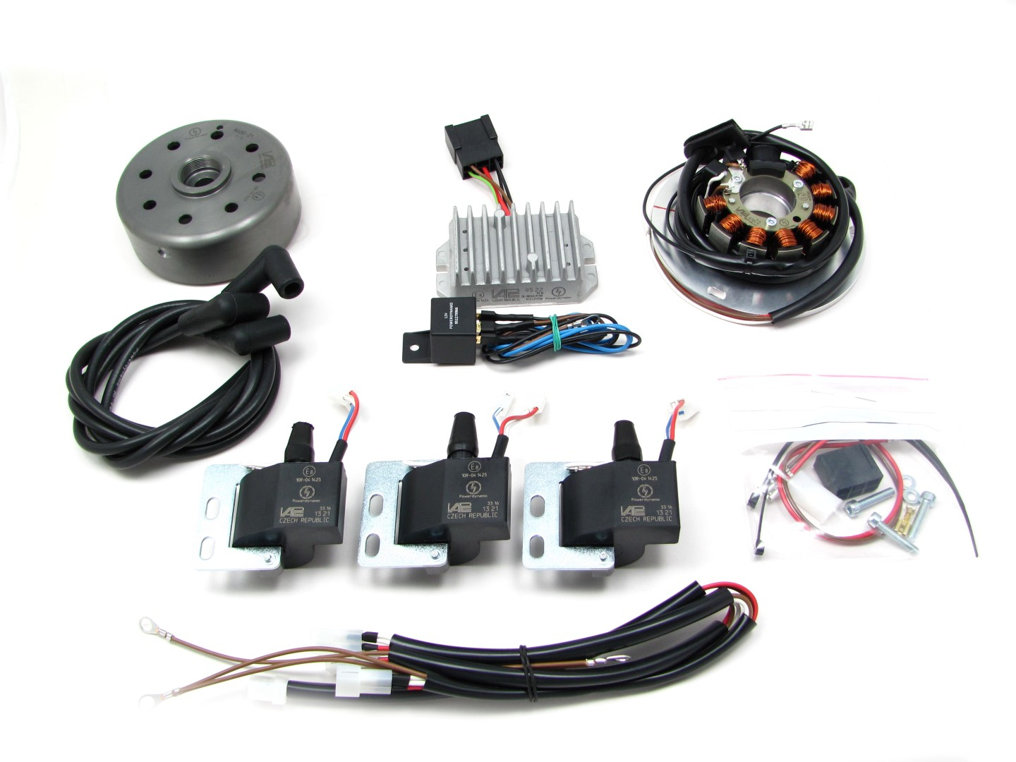 assembly instructions � wiring diagram