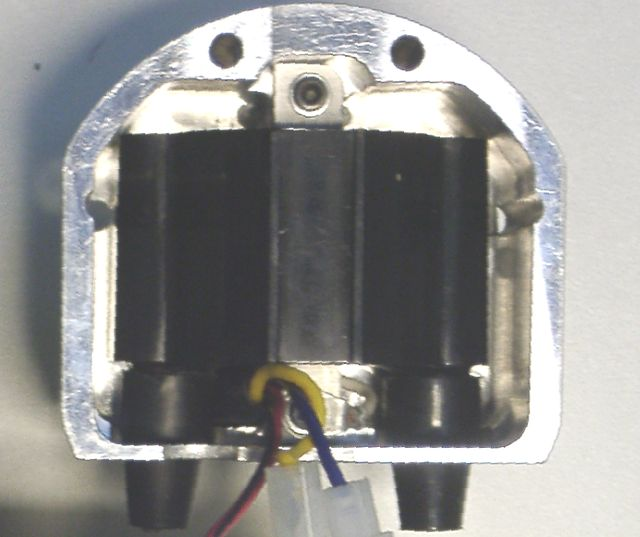 Inside Ignition Coil
