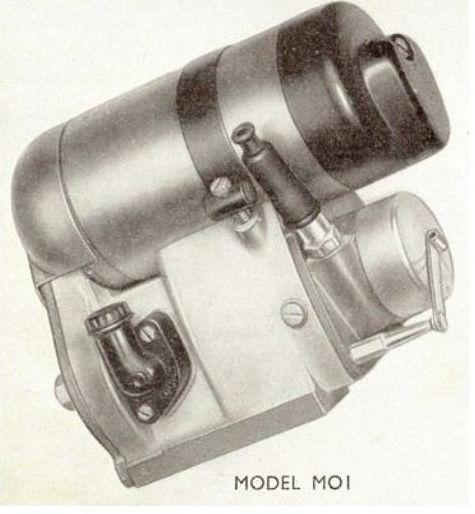 Powerdynamo to replace lucas magdyno