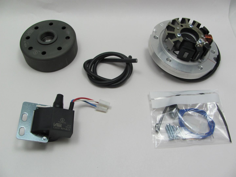 Powerdynamo For Dkw Rt 100 3ps Rt100 Wiring Diagram