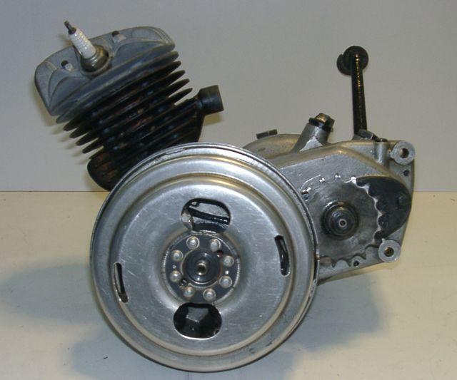 Powerdynamo for DKW RT 100 3PS – Rt 100 Engine Diagram