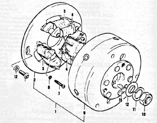 Powerdynamoassembly Instruction For Suzuki Pe 175250