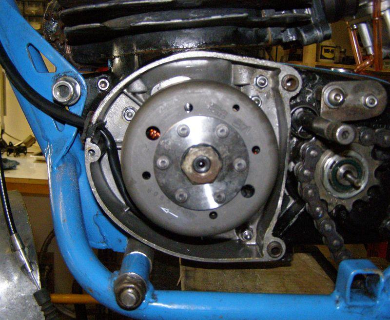 bultaco ignition wiring diagram