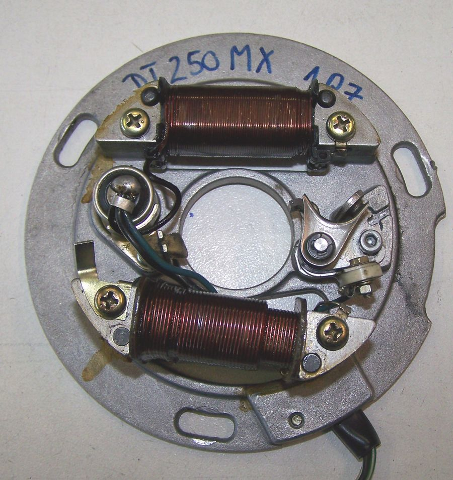 3hole130mm yamaha dt, rt, dt250, dt360, dt400 cdi ignition 12v 180w, 72 38 yamaha dt250 wiring diagram at webbmarketing.co