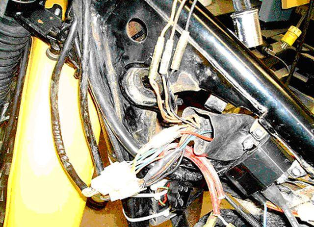 Yamaha Dt 400 Wiring Diagram  G1e  Big Bear 400  G1 Golf