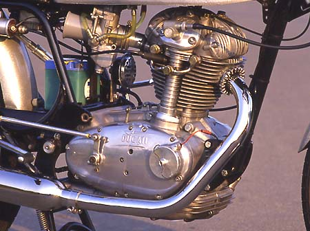 Powerdynamo generator ignition system for Ducati 250wide case