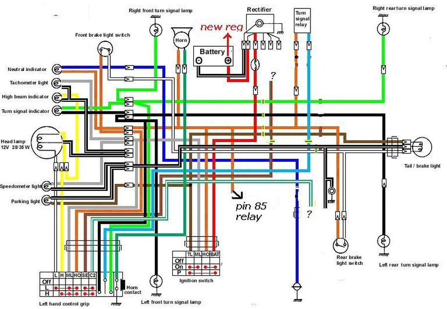 [DIAGRAM_3ER]  EQHO_7638] Diagram Suzuki T500 Wiring Diagram Diagram Base Website Wiring  Diagram - VENTDIAGRAM.MAMMAROSA.EU | Wiring Diagram Of Suzuki Multicab |  | mammarosa.eu