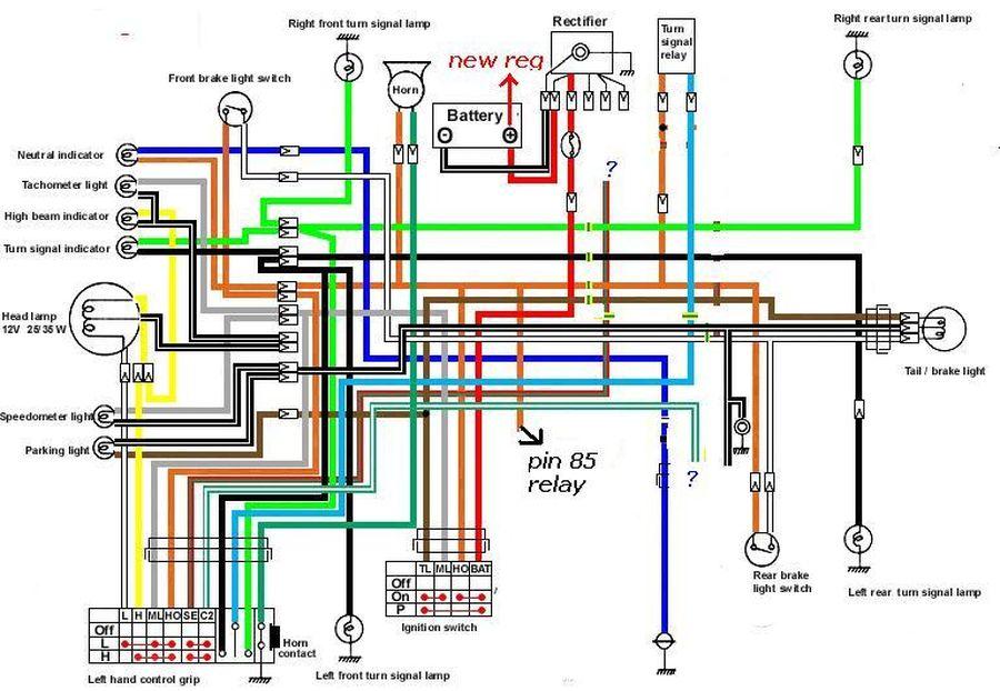 Powerdynamo For Suzuki T5000