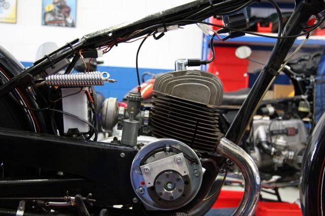 powerdynamo for maico 175 1 from 1952
