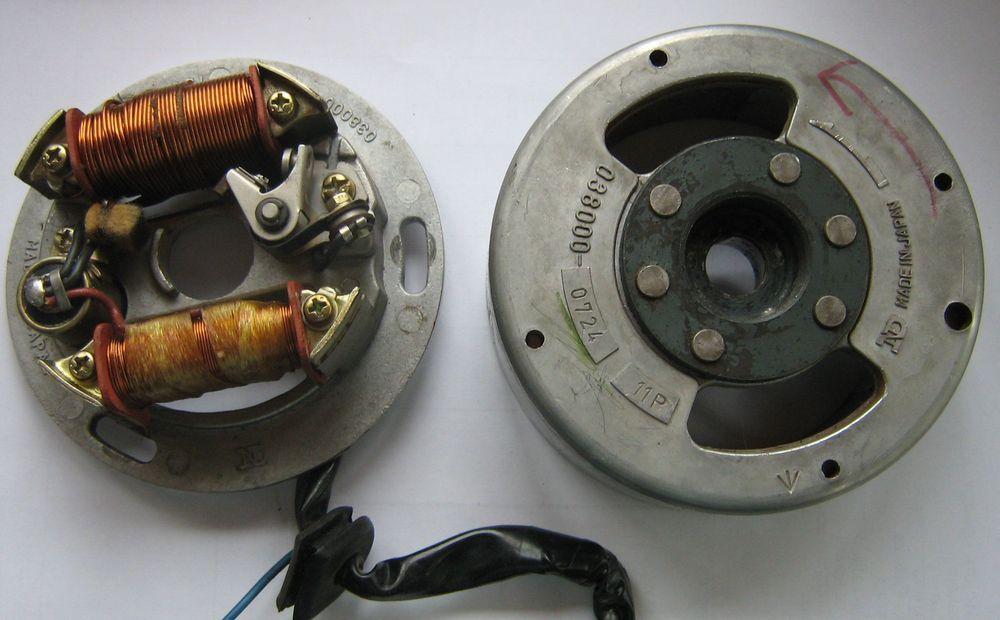 Powerdynamo for Suzuki APGT    50   80125 und TS80125