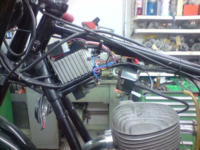Wiring Diagram Of Motorcycle Wiring Diagram