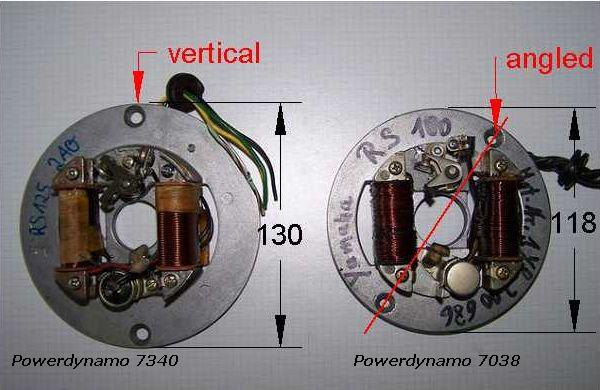 powerdynamo for yamaha rs100 125 rh powerdynamo biz