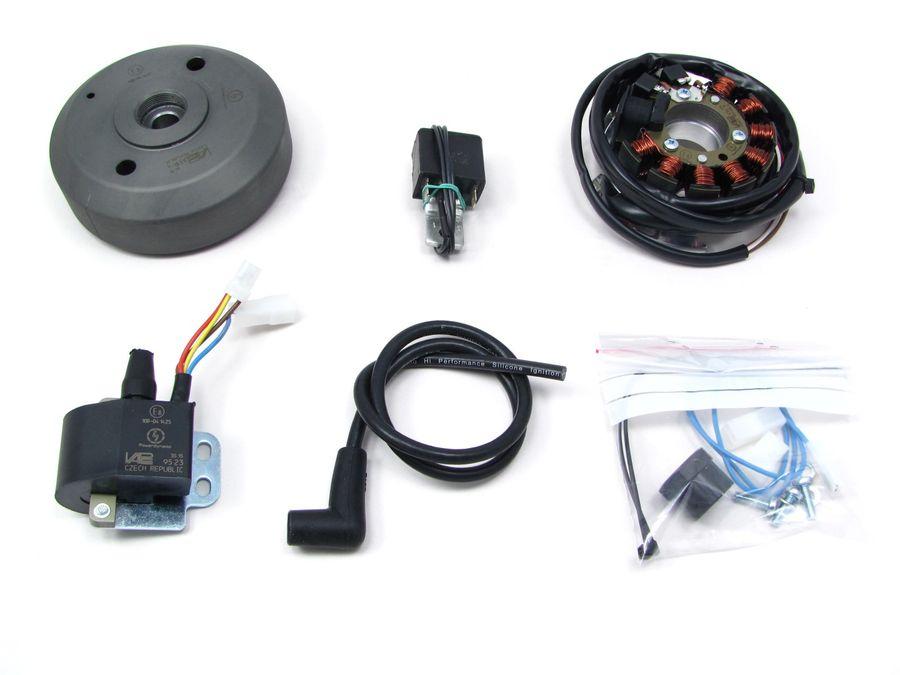 powerdynamo for ossa pioneer rh powerdynamo biz Simple Wiring Diagrams Residential Electrical Wiring Diagrams