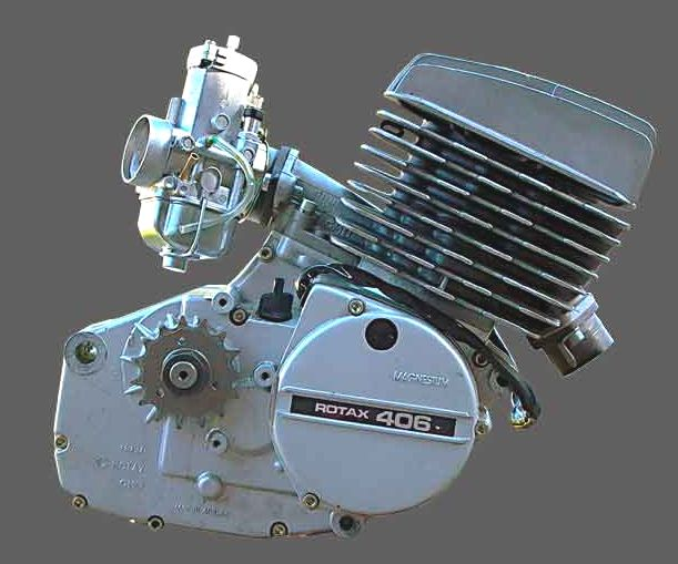 Powerdynamo for Rotax 406,244,280,281,282,366,Can Am