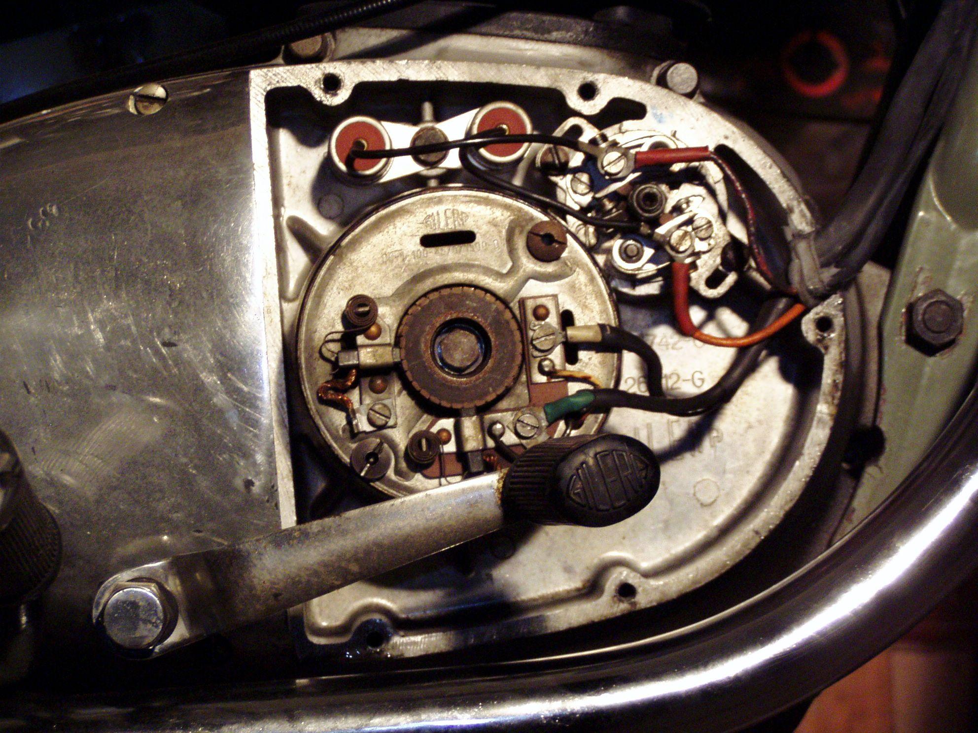 electronic ignition wiring diagram powerdynamo for gilera twin b300  powerdynamo for gilera twin b300