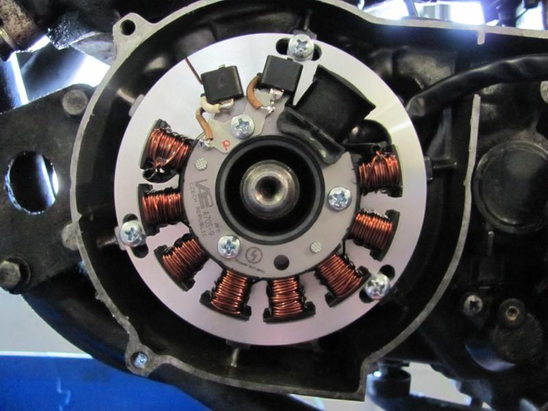 Powerdynamo For Suzuki Ts 185  250