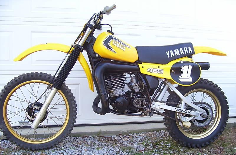 Wiring Diagram Yamaha Yz 125