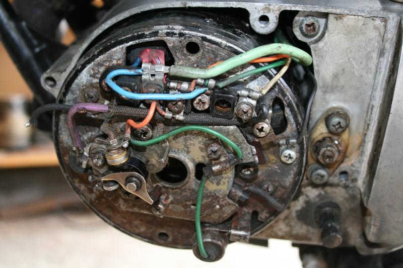 yamaha at1 wiring diagram bultaco alpina wiring diagram