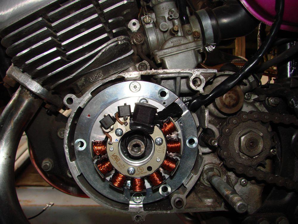 Powerdynamo For Yamaha Ycs3    Cs3    Rd200